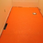 DItra XL in Bathroom