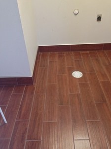 Columbia MO wood look tile waterproof