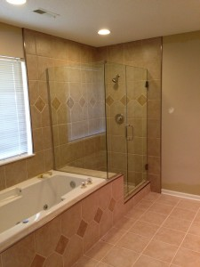 columbia missouri custom tile shower installation